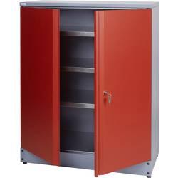 Küpper 71692 visoka omara 110 cm rdeče barve (Š x V x G) 91 x 110 x 45 cm