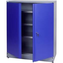 Küpper 71697 visoka omara 110 cm ultramarin-modre barve (Š x V x G) 91 x 110 x 45 cm
