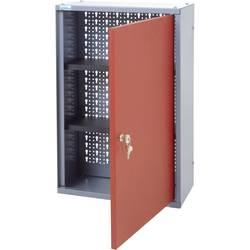 Küpper 70332 viseča omara 40 cm, 1 vrata rdeče barve (Š x V x G) 40 x 60 x 19 cm