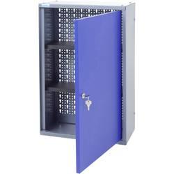 Küpper 70337 viseča omara 40 cm, 1 vrata ultramarin-modre barve (Š x V x G) 40 x 60 x 19 cm