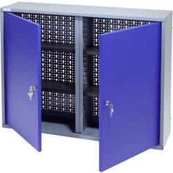 Küpper 70127 viseča omara 80 cm, 2 vrati ultramarin-modre barve (Š x V x G) 80 x 60 x 19 cm