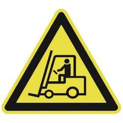 Opozorilna tabla za postavitev na mizo Vozila z industrijsko opremo (Š x V x G) 275 x 600 x 270 mm Moravia MORION 345.27.829 1 K