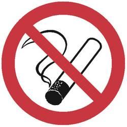 Opozorilna tabla za postavitev na mizo Prepoved kajenja (Š x V x G) 275 x 600 x 270 mm Moravia MORION 345.27.556 1 KOS