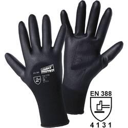Štrikane rukavice Worky 1152,100 % poliamid s djelimičnom poliuretanskom prevlakom, vel. 10