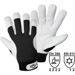 Zimske rukavice za montažu Griffy 1707, dlan: napa koža, izvana: spandeks