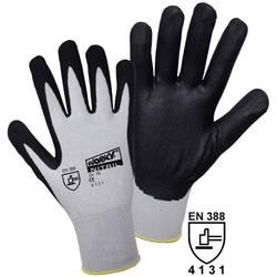 Štrikane rokavice Worky 1158,100 % poliamid z nitrilno prevleko, velikost 7