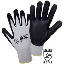 Štrikane rukavice Worky 1158,100 % poliamid s nitrilnom prevlakom, vel. 11