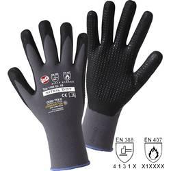 Štrikane rukavice Worky NitrilDot 1166, 100% poliamid s pjenastom nitrilnom prevlakom, vel 10