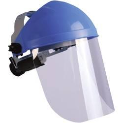 L+D 2669 Zaštitni vizir plava boja, prozirna DIN EN 166