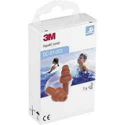 Ušni čepići za zaštitu sluha 3M E-A-R Aquafit Junior, XA007703664, 1 par