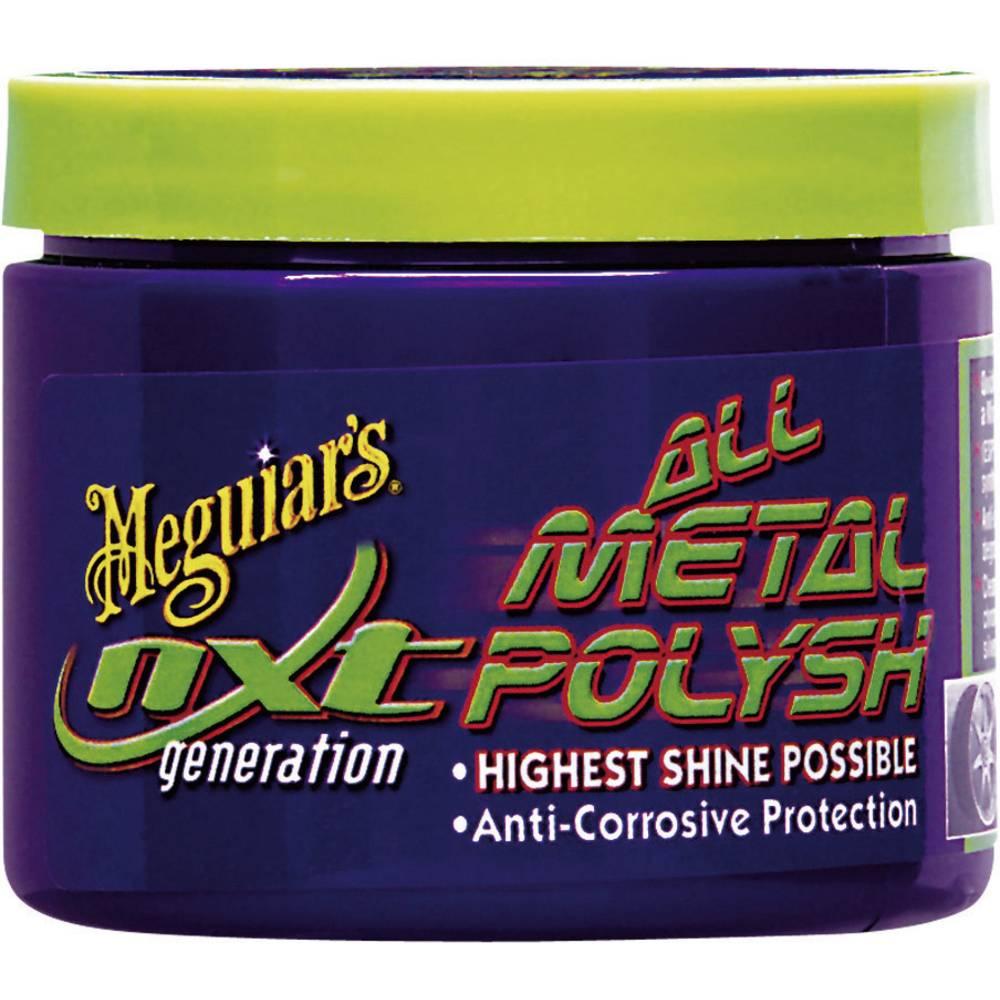 Politura za kovino Meguiars NXT All Metal Polysh 650044, 142g