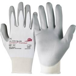Rukavice KCL Camapur Comfort 619, poliuretan/polamid, veličina 8, 1 par