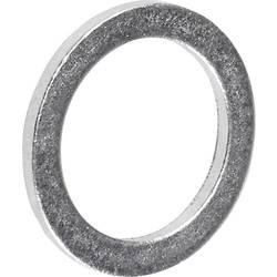 TOOLCRAFT brtveni prsten, unutarnji promjer: 8 mm DIN 7603 Aluminium 100 komada TOOLCRAFT 893842