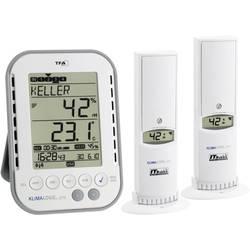 TFA početni klimatizacijski set, Klimalogg Pro uklj. 2 x bežični senzor 30.3180 30.3039.IT