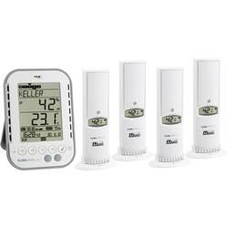 TFA profesionalni klimatizacijski set, Klimalogg Pro uklj. 4 x bežični senzor 30.3180