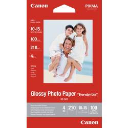 Fotopapper Canon Glossy Photo Paper GP-501 0775B003 10 x 15 cm 210 G/m² 100 ark Glansigt