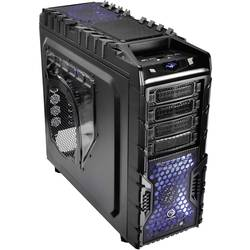 Tower Gaming-kabinet Thermaltake Overseer RX-I Sort