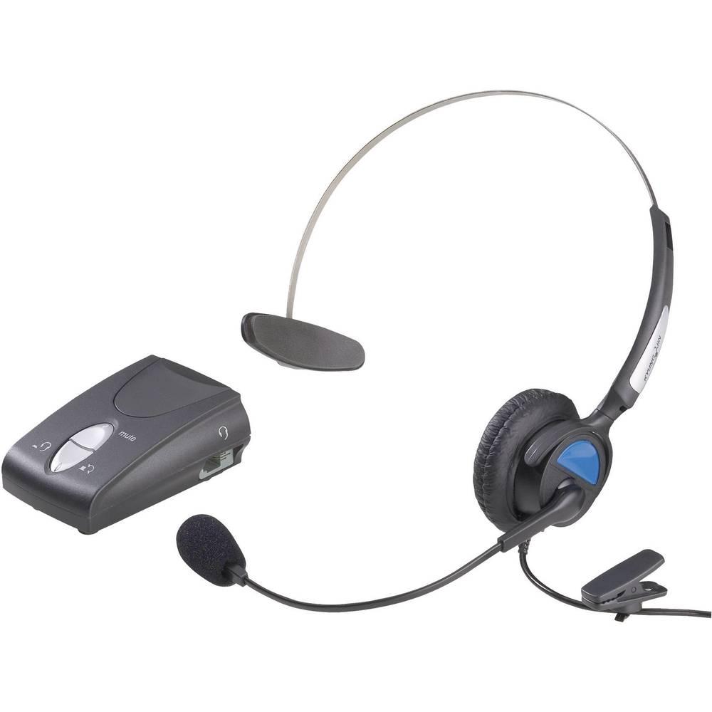 Slušalica s mikrofonom KJ-97 Conrad