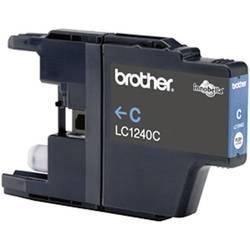 Originalna patrona za printer LC-1240 Brother cijan