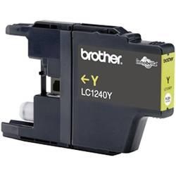 Originalna patrona za printer LC-1240 Brother žuta