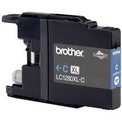 Originalna patrona za printer LC-1280XL Brother cijan