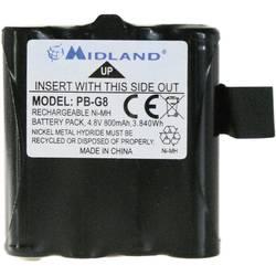 Akumulatorski paket Alan, npr.za Midland M99 C881