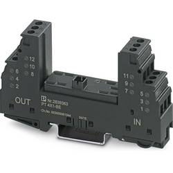 Phoenix Contact 2839363 PT 4X1-BE podnožje za prenaponsku zaštitu 10-dijelni komplet Zaštita od prenapona za: razdjelni ormar 10