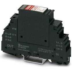 Phoenix Contact 2817958 PT 2+1-S-48DC/FM odvodnik za prenaponsku zaštitu 10-dijelni komplet Zaštita od prenapona za: razdjelni o