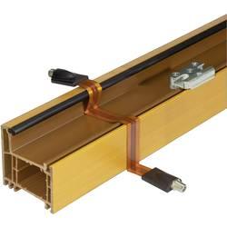 SAT produžni kabel [1x F-utičnica - 1x F-utičnica] 0.25 m prozorska uvodnica, pozlaćeni kontakti, bakar Renkforce