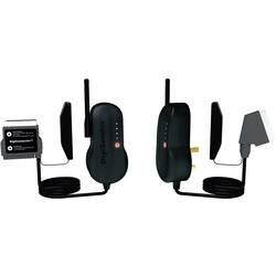SCART-overførsel (sæt) AEI DigiSender® DX2000 5.8 GHz Sort