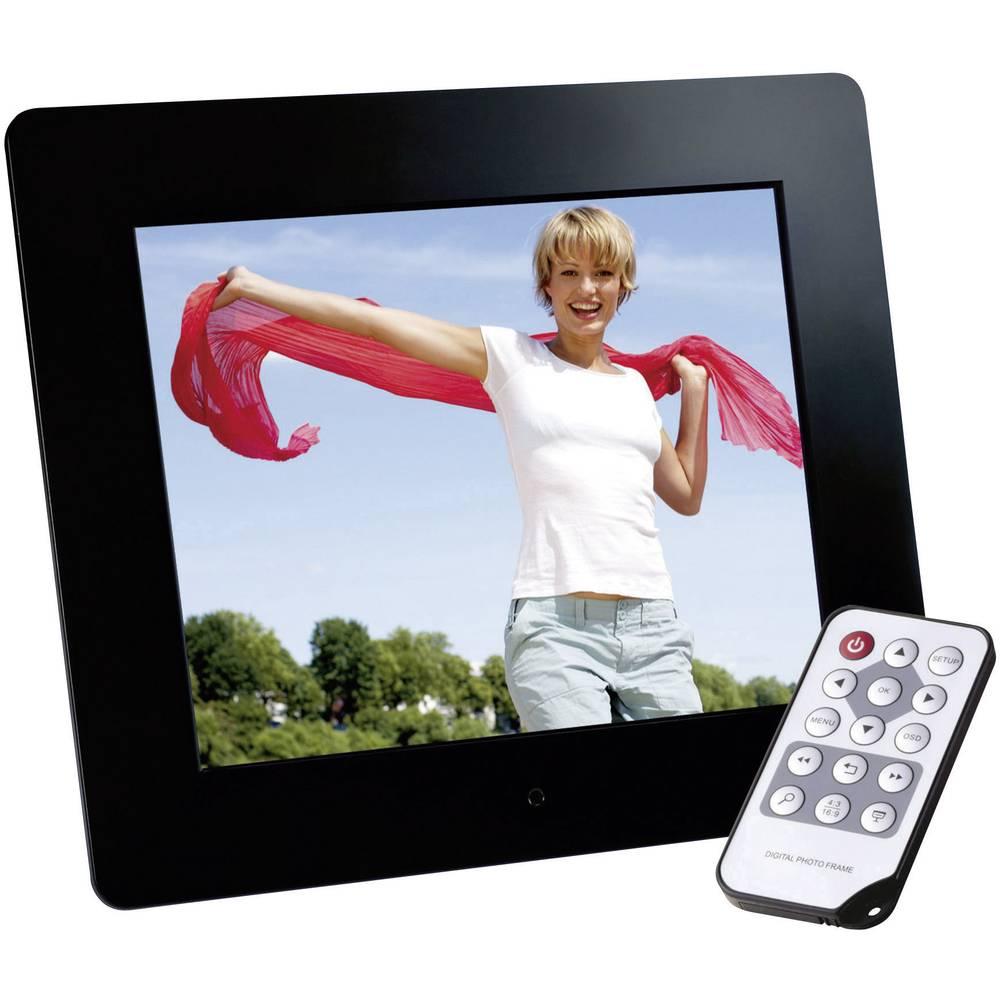 Digitalni okvir za slike Intenso Photobase, 20,3 cm (8'') 20.3 cm 8 '' 800 x 600 JPEG 3914800
