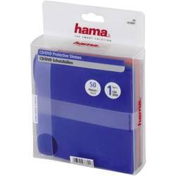 CD skyddsfodral 50-pack i 5 färger
