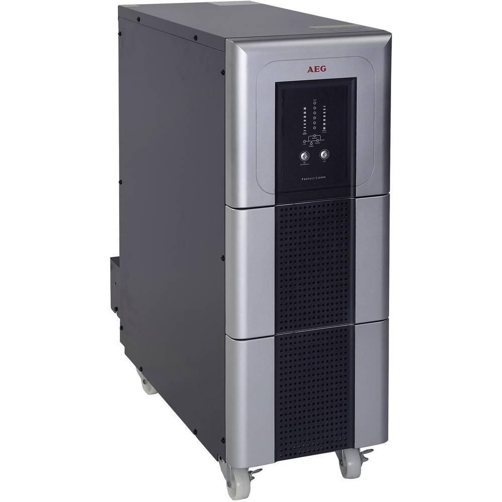 AEG Power Solutions Protect C.6000 UPS 6000 VA