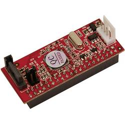 Interface-konverter LogiLink AD0005B [1x SATA-Stecker 7pol. (value.1391161) - 1x IDE-Buchse 40pol. (value.1391118)]