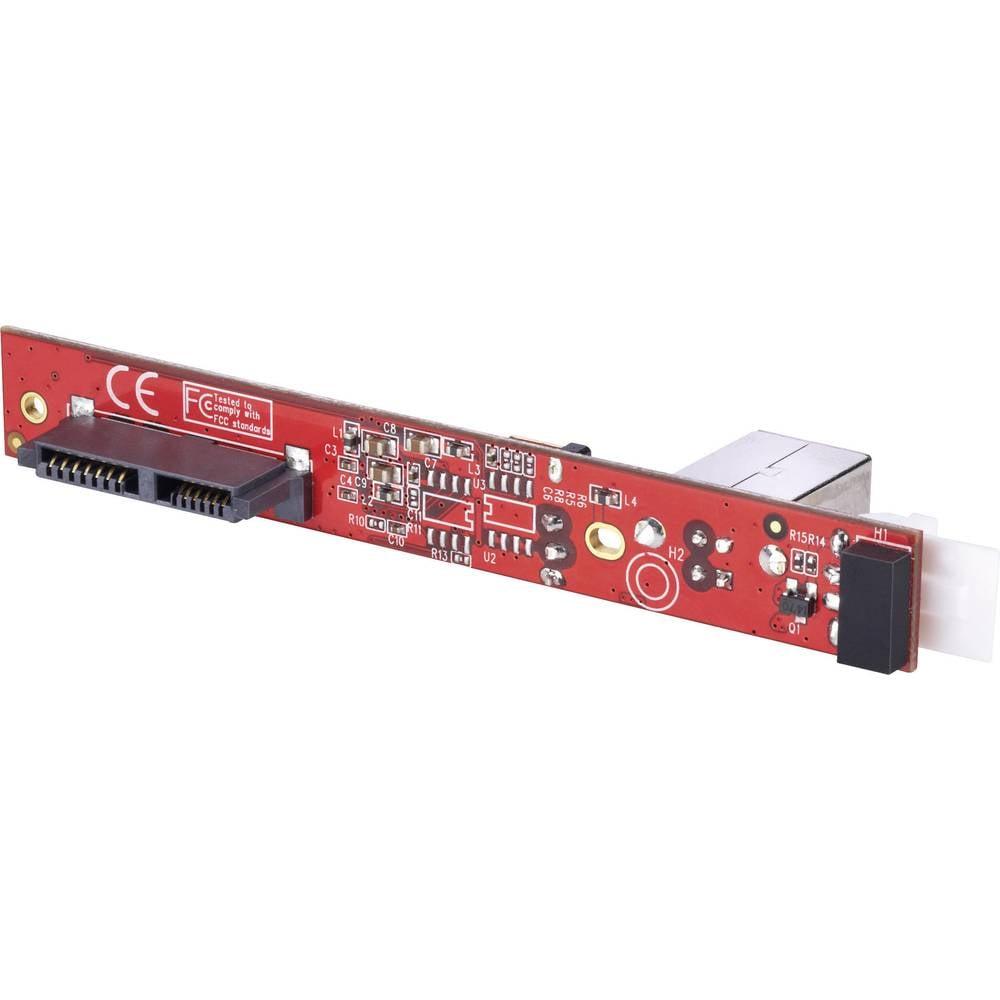 Slim SATA za USB 2.0 konvertor