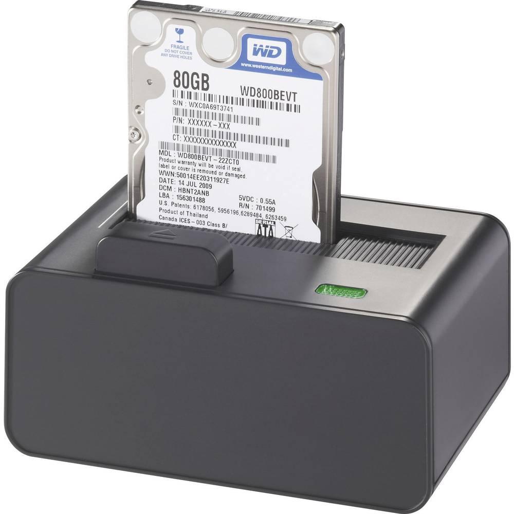 USB 2.0, eSATA SATA 1-portna stanica za tvrde diskove Renkforce