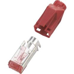 Hirose Electronic TM21 CAT 6 Röd 10 st