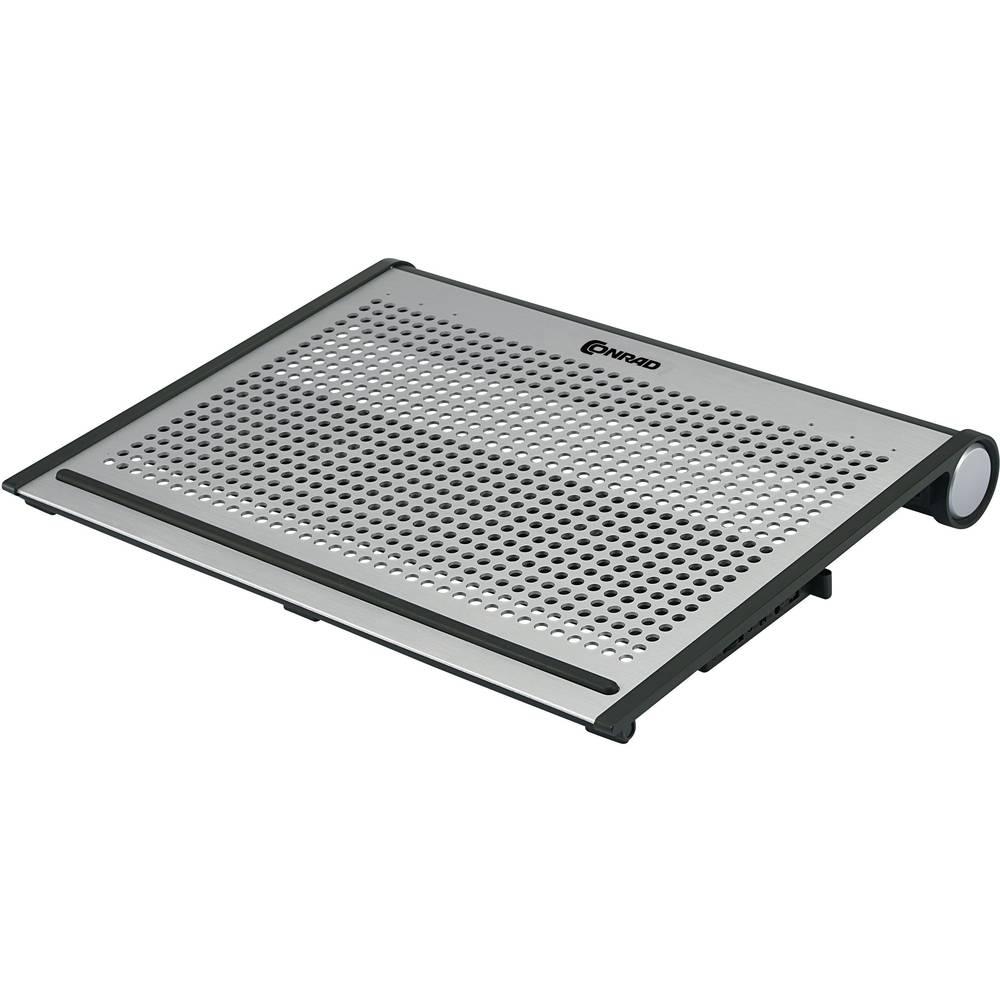 Ohlajevalna plošča za prenosnik Conrad Alu XL