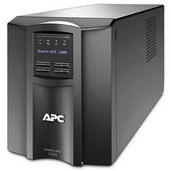 UPS APC by Schneider Electric Smart UPS SMT1000I 1000 VA
