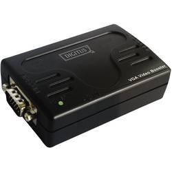 VGA Extender (forlænger) via signalkabel Digitus DS-53900-1 65 m N/A