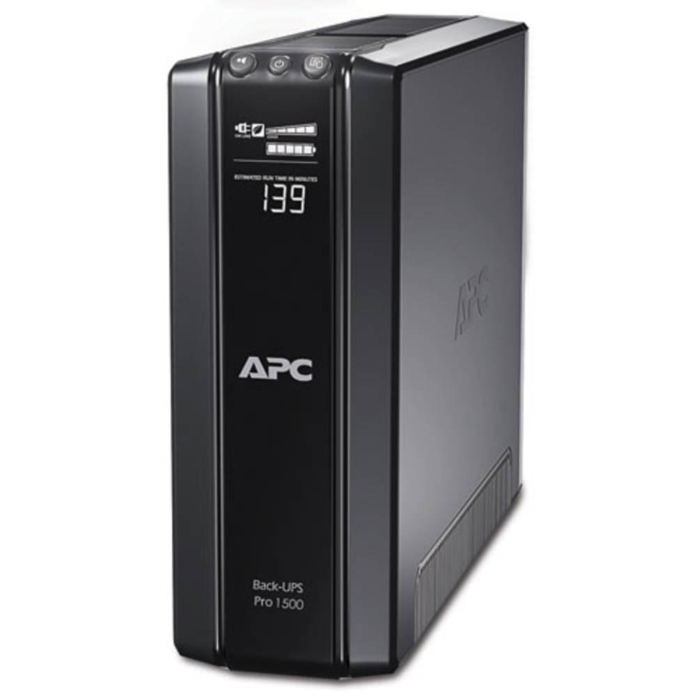 UPS enota za brezprekinitveno napajanje 1500 VA APC by Schneider Electric Back UPS BR1500GI