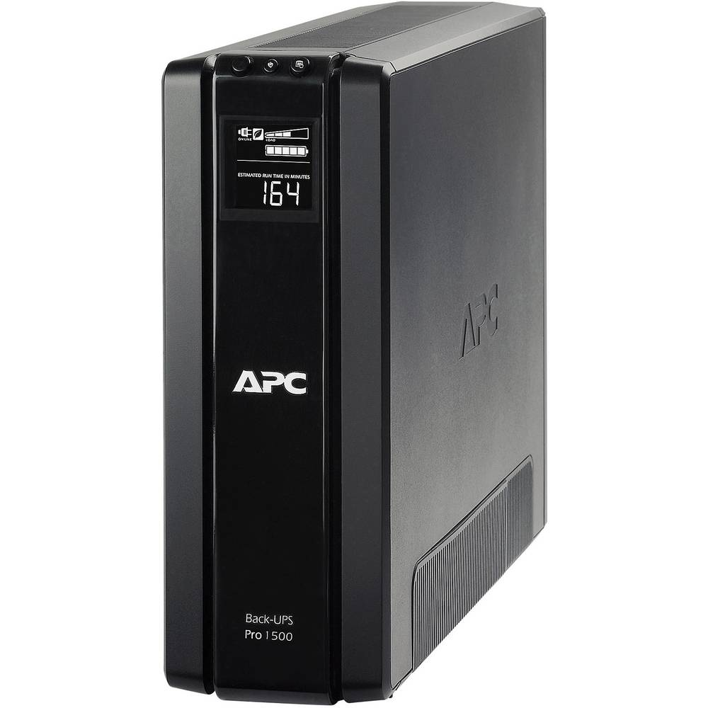 UPS enota za brezprekinitveno napajanje 1500 VA APC by Schneider Electric Back UPS BR1500G-GR SchuKo