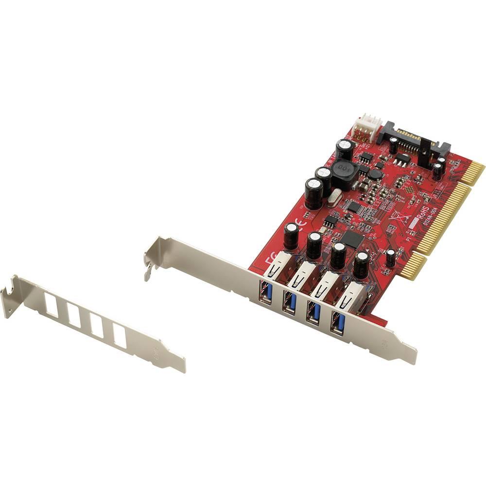 PCI-kartica, 4 ulaza USB 3.0,sustav NEC