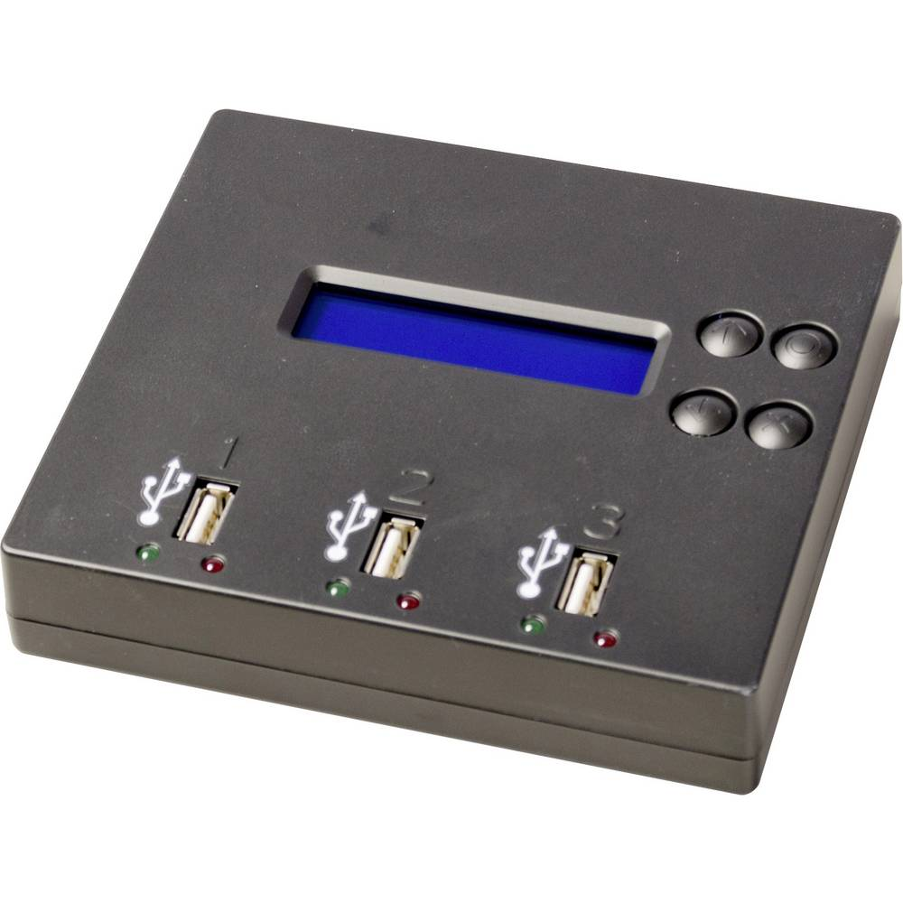 Kopirni ureÄ'aj za USB-ključeve, kopira podatke na 1 ili 2 USB-ključa UB300 U-Reach