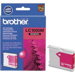 Originalna patrona za printer LC-1000 Brother magenta