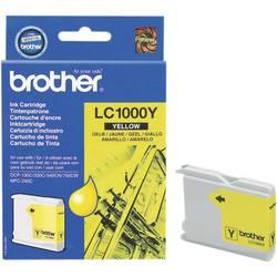 Originalna patrona za printer LC-1000 Brother žuta