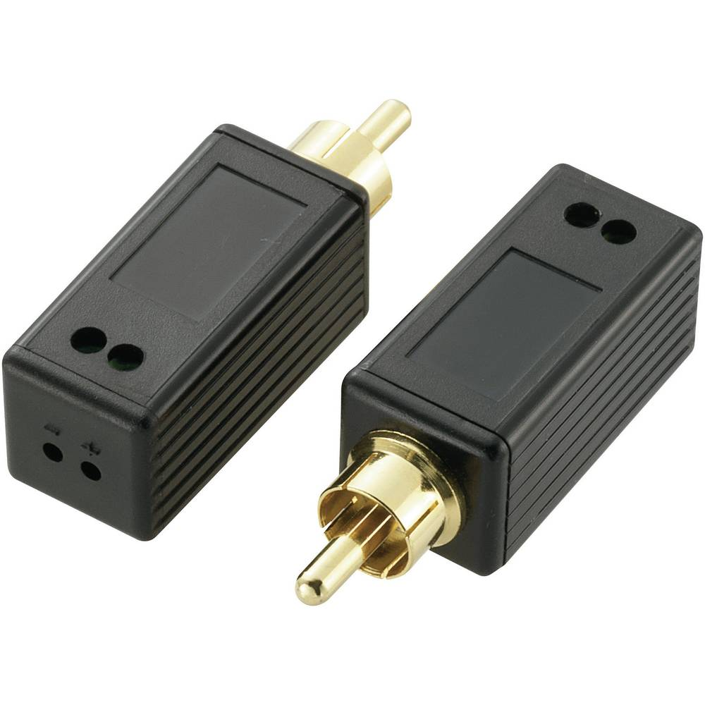 Digitalni audio (koaksijalni) ekstender (proširenje) preko dvije žice 180 m SpeaKa Professional