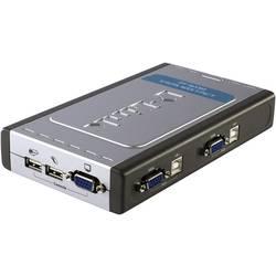 4 Port KVM-Switch D-Link DKVM-4U VGA USB 2048 x 1536 pix