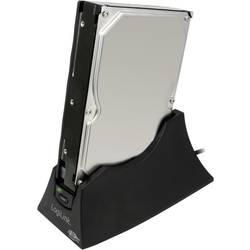 USB 3.0 SATA 1-portna stanica za punjenje za tvrde diskove LogiLink s OTB funkcijom