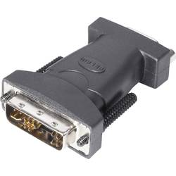 DVI / VGA Adapter Belkin DVI-A vers VGA [1x DVI-hane 12+5 pol - 1x VGA hona] Svart